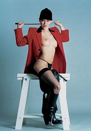Ven a montar con Victoria Swinger