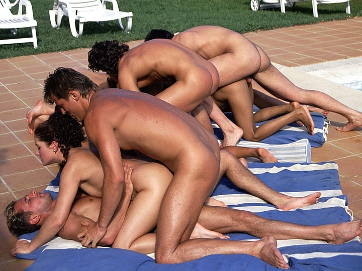 Cannes Fantasies, The Final Orgy