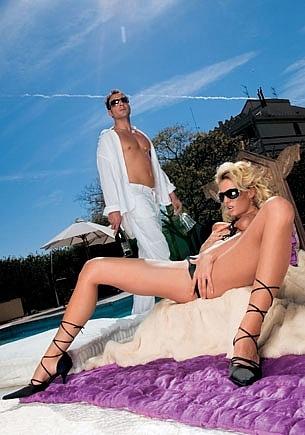 Melissa Black, Sun, Champagne & Sex