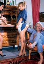 Jessica Ross, the Waitress, Sofia Gucci & the Old Man - thumb 1