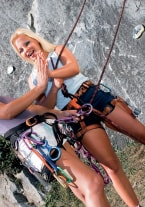 Vanessa May & Sharka Blue: Hooked on Risks - thumb 2