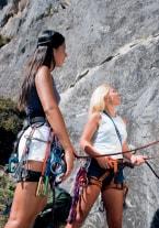 Vanessa May & Sharka Blue: Hooked on Risks - thumb 3