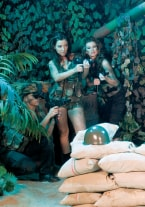 Sarah James, Maria Bellucci & Electra Angels, the Hungry Commando - thumb 3