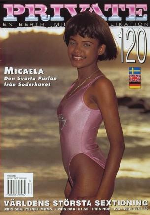 Private Magazine 120