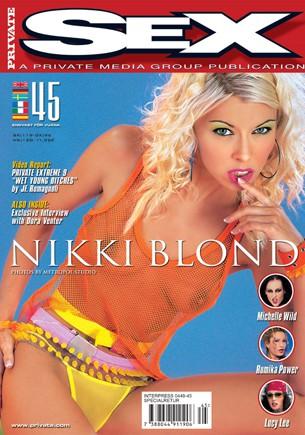 Sex Magazine 45