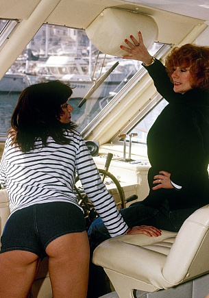 Erica's erotic embarkation
