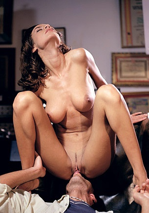 Wanda and Her Man Are Home and Have Good Anal Sex Together