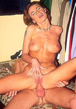 Superstar Wanda Curtis in a Fiery Casting and a Hard Fuck Special
