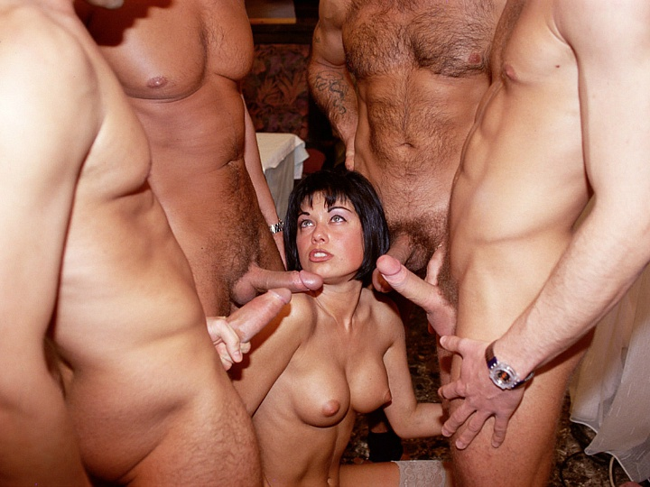 private gangbang party retro porno de