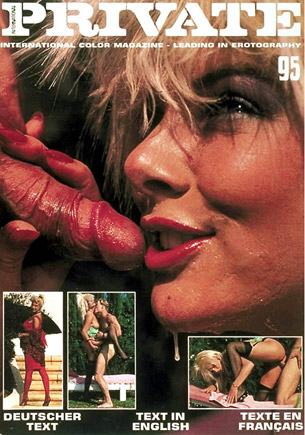 Private Magazine number 95 - Click and enjoy all 80s magazines