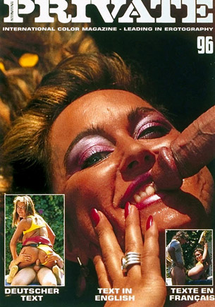 Private Magazine number 96 - Click and enjoy all 80s magazines