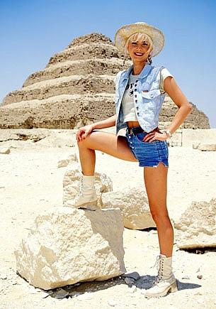 Порно the pyramid i