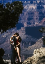 A lovestory at the Grand Canyon - thumb 1