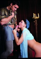 Jessica Fiorentino is Chastity in the lost battle of the Crusades - thumb 3