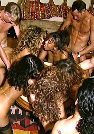Lady in Spain, The Final Orgy
