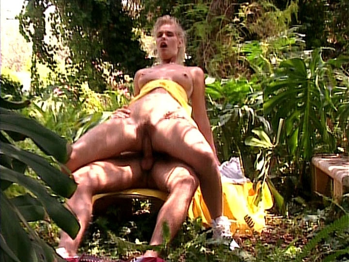 Andrea in the Bush