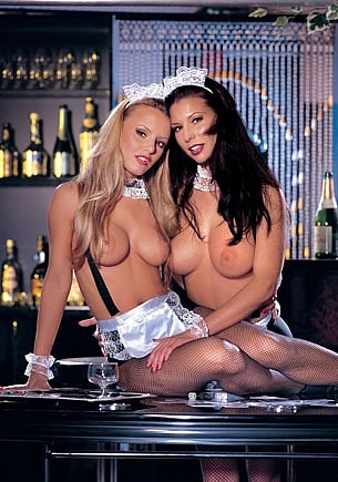 Jasmine & Anita