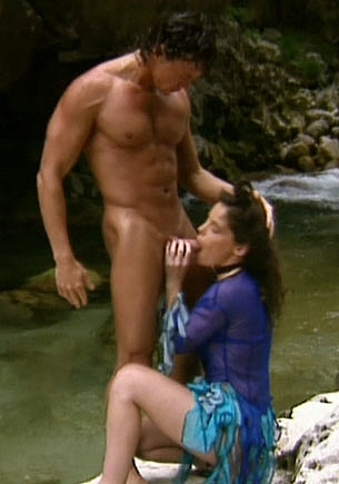 Wild Anal at the Lagoon with Hannah Turlington