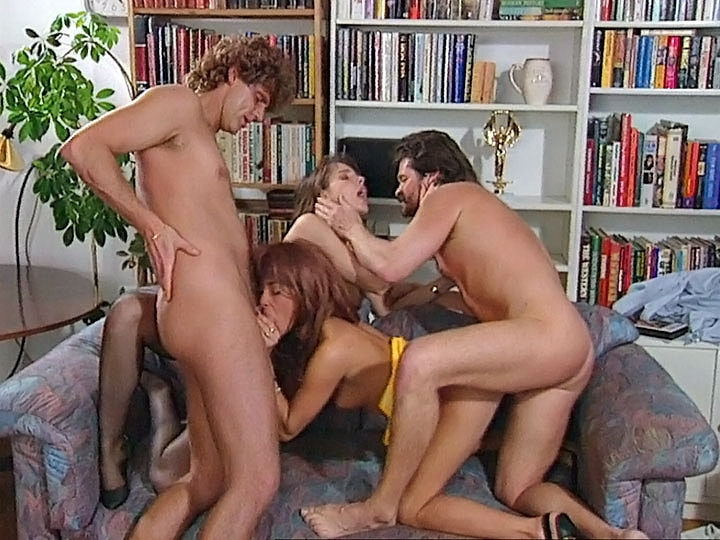Ashley Davidson & Vanity in an Anal Orgy