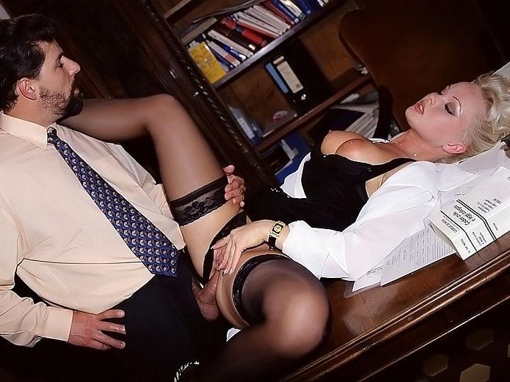 Silvia Saint, Anal Addict Secretary