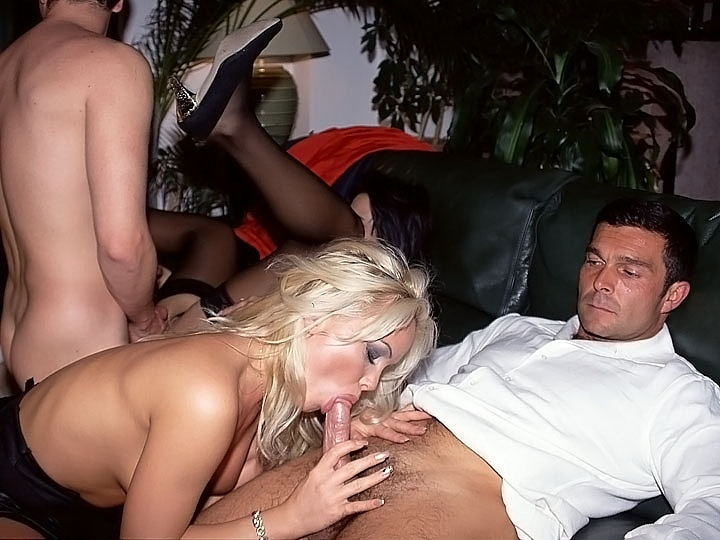 Italian Legacy, the Final Orgy with Silvia Saint