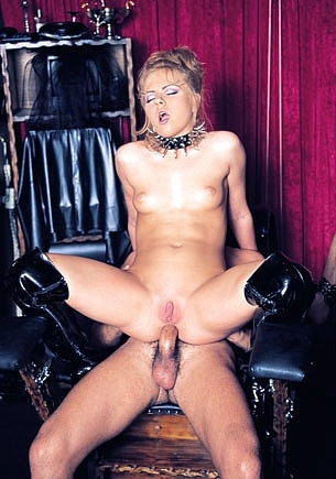 Mistress Katalyn Enjoys Anal in a BDSM Threesome