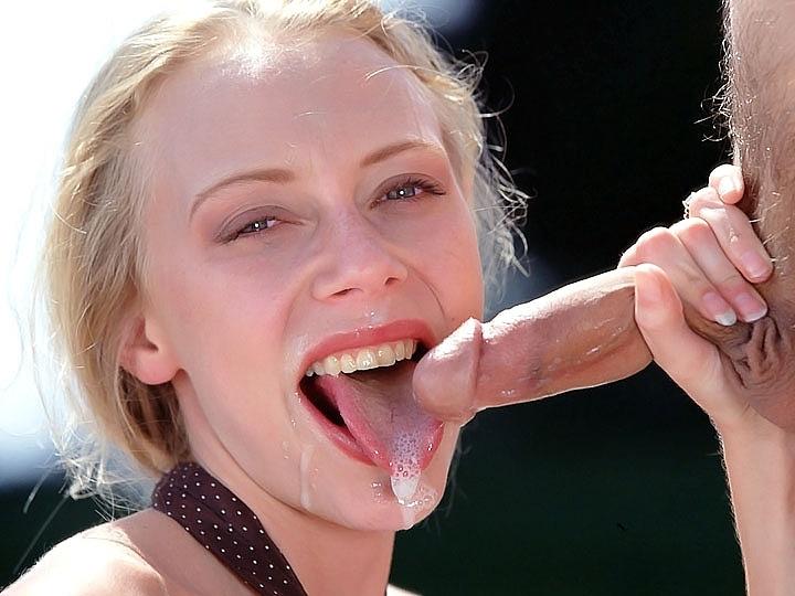 Sinderella Enjoys Anal Sex Next to the Swimming Pool