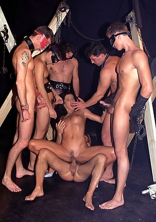 Bizarre Sex Party
