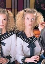 Zsuzsa & Judit, Twins in Everyway - thumb 1