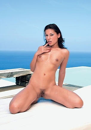 Vanessa May in Ibiza Sex Party