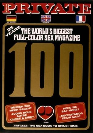 Private Magazine 100