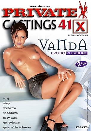 Castings X 41