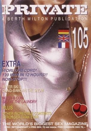 Private Magazine 105