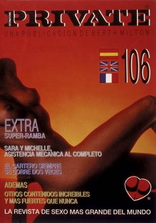 Private Magazine 106