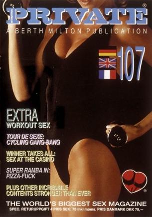 Private Magazine 107