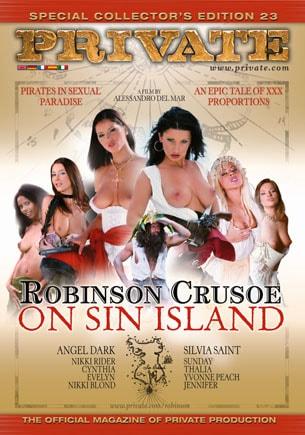 Special Edition 23: Robinson Crusoe on Sin Island