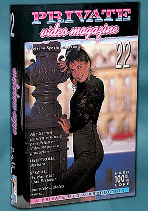 Private Video Magazine 22