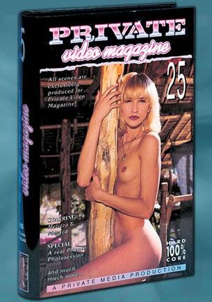 Private Video Magazine 25
