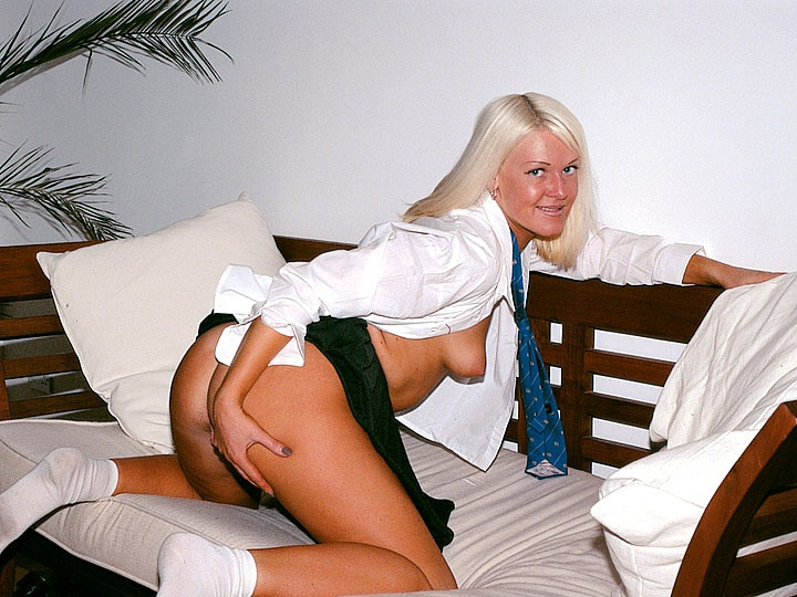 Morgan Is a MILF Who Lives out Her Fantasy Hardcore Threesome