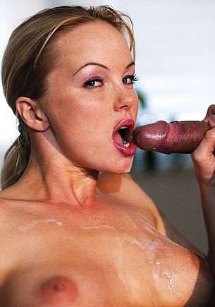 The Gorgeous Silvia Saint Rides a Hard Dick before Giving It a Blowjob