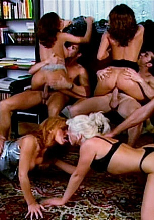 Watch This Orgy with Carmen Christina Isabella Julia Taylor and Vanda