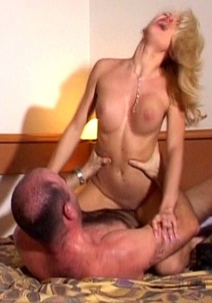 Angela Shows Her Great Tits and Fine Ass before Getting Fucked