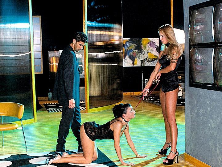 Cassandra Wild Lifts Her Leg up High so She Can Have Deeper Sex