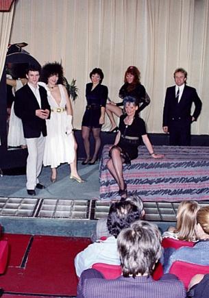 Private Report Saint Denis Theatre