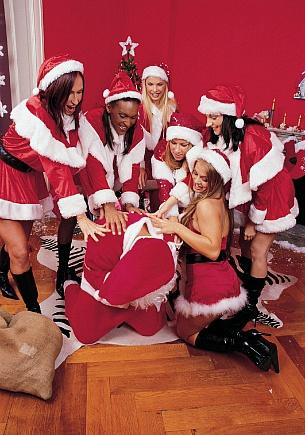Feliz Navidad con las pornstars de Private Classics