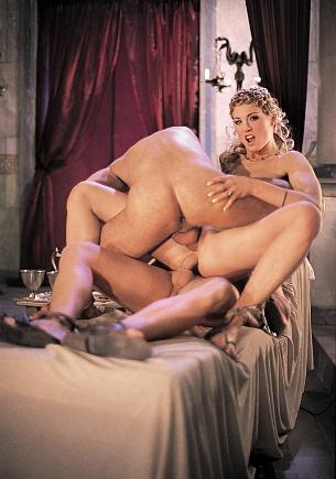 Roman Orgy Porn