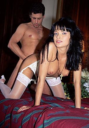 Tania Rusoff, la guarra de la novia